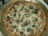 Beef Pizzia