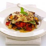 Roasted Mediterranean Vegetable Lasagne