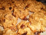 Healthy Oatmeal Cookie