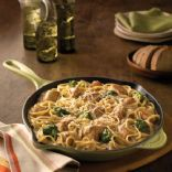 Campbell's Chicken & Broccoli Alfredo
