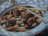 Missy's Easy Italian Wedding Soup