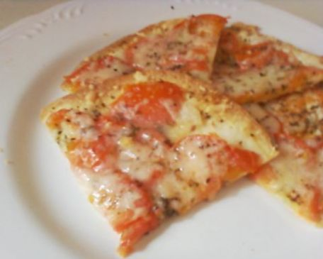 Amy's Tortilla Lunch Pizza