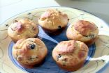 LOW CARB BLUEBERRY MUFFINS!!!