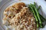 Healthier Ritz Cracker Haddock