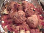 Low Fat Italian Chicken casserole