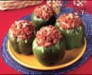 Mom's stuffed Bellpeppers