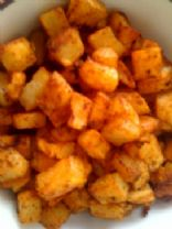 Lite Fried Potatoes