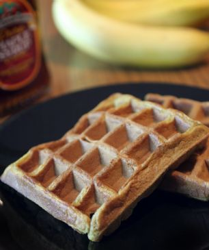 Pumpkin Waffles