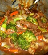 Wicked Easy Veggy & Beef Stir-Fry