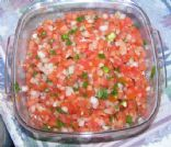 Sandys pico de gallo