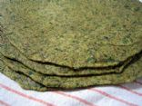 Spinach Tortillas