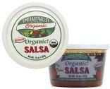 Potatos with Salsa!