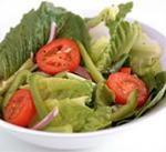 Traditional Mediterranean Salad