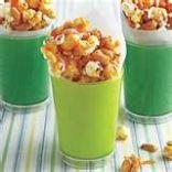 Caramel Corn w/ agave syrup