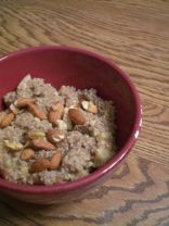 Apple Cinnamon Quinoa