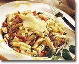 Ziti Pasta with Zucchini