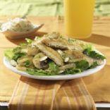 Chik Patty Parmesan Ranch Asian Salad