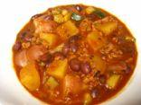 Vegan Spicy Black Bean & Potato Soup
