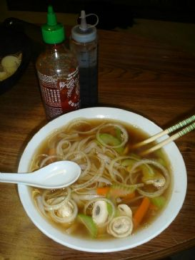 vegan version of a noodlehouse favorite yum a delicious vegan ...