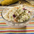 Coleslaw...low fat, low sodium and TASTY