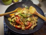 Paula's Teriyaki Chicken Stir Fry