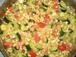 Italian-style Summer Vegetable Medley