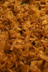 Brown Cabbage