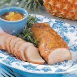 Pineapple Glazed Pork Tenderloin
