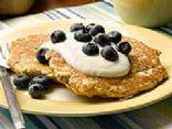 Cinnamon Cluster Pancakes