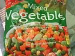 Stir Fry Vegetables - Frozen Mixed vegetables