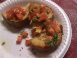 Megan's Bruschetta