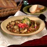 Pork & Lentil Stew