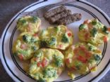 Mini Veggie & Egg Frittatas