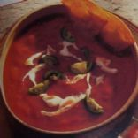 MollieBean's Fresh Tomato Soup