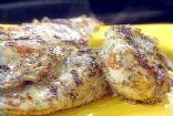 Fresh Herb Marinated Chicken Breasts