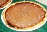 Pumpkin Pie - Original Recipe - Low Cal & Low Fat Version.