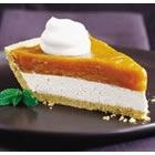 Lighter Double Layer Pumpkin Cheesecake