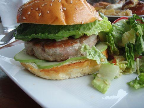 (Patties) Tuna Burgers