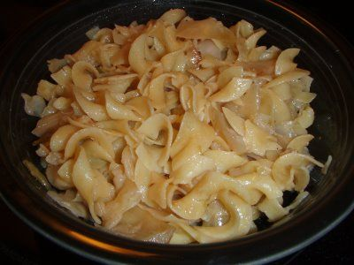 Cabbage & Noodles (Halushki)