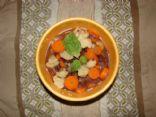 Ali's Vegetable Soup A