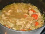 Delicious Chicken Vegetable Soup