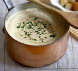 Models' Mushroom Soup