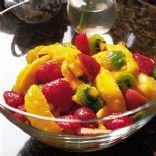 Mixed Marinated Fruit
