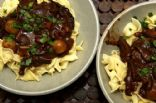 Mushroom Bourguignon