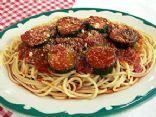Grandma Montella's Zucchini Sauce