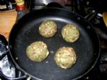 Hillery's Ultimate Veggie Burgers