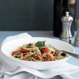Whole Wheat Sicilian Spaghetti