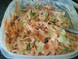 Cheese Coleslaw
