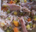 WIld Turkey Soup