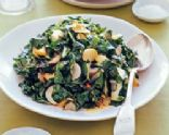 Sauteed Garlic & Greens